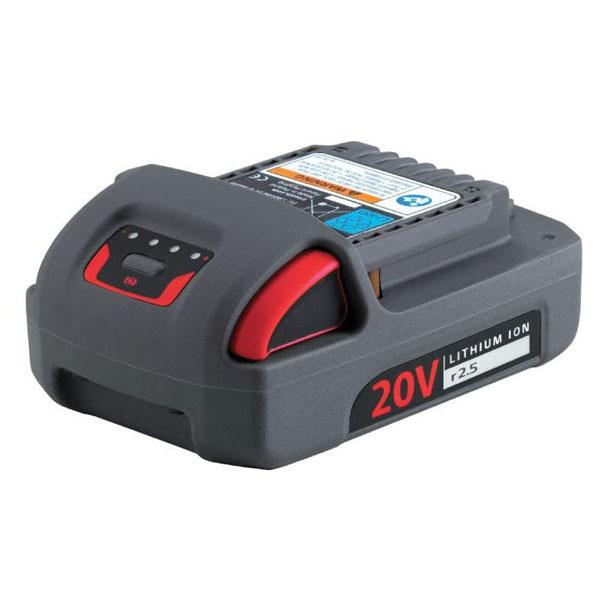 Batterie Lithium-Ion Série IQ 20 Volts - 2.5Ah - pour QX Ingersoll Rand