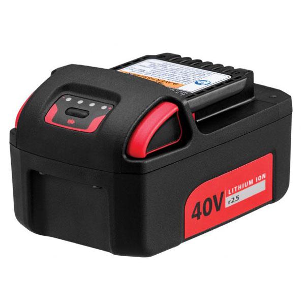 Batterie Lithium-Ion Série IQ 40 Volts - 2.5Ah - pour QX Ingersoll Rand
