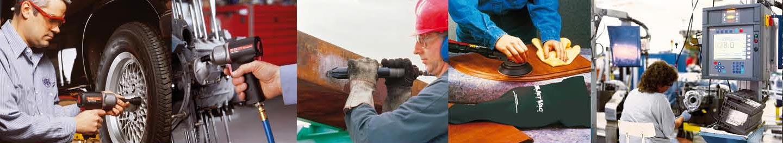 Réparation d'outillage industriel