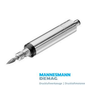 Broches pneumatiques Mannesmann Demag à pince ou mandrin